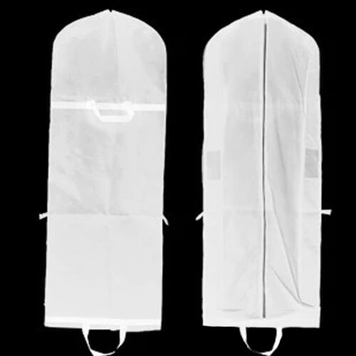 Extra Large White Red Black Wedding Dress Bridal Gown Garment Cover Storage Bag