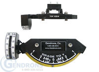 Grade-to-1 Slope Meter Indicator,inclinometer,dozer Grader,caterpillar,deere