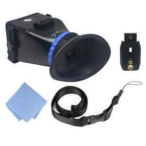 Mcoplus-ST-1-3x-Extender-Quik-Universal-LCD-View-Finder-FOR-Canon-Nikon-DSLR