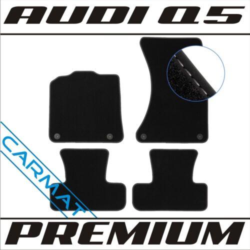 Audi Q5 Bj.2008 Premium Fussmatten Autoteppiche