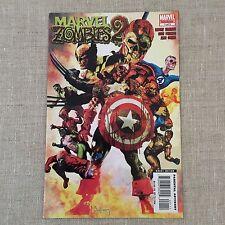 Marvel Zombies 2 #1 of 5 Marvel Comics Direct Edition Robert Kirkman