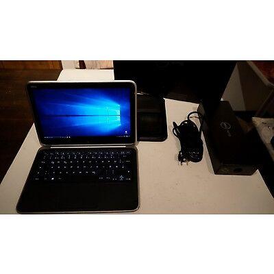 Dell XPS 12 Ultrabook 2-in-1 Touchscreen, Core i5, 4GB RAM, 256 SSD, Win 10 Pro