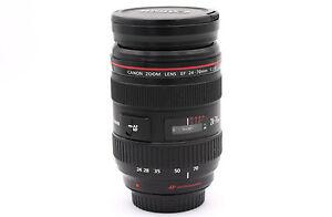 Canon-Ef-24-70mm-F-2-8L-USM-Macro-Ef-Soporte-Lente-de-Zoom