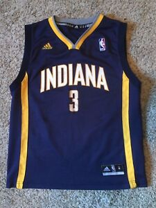 0923842c8d8 purchase youth 2018 19 bucks 3 george hill city edition yellow swingman  jersey 93622 0ec8d  hot image is loading adidas nba jersey indiana pacers  george ...
