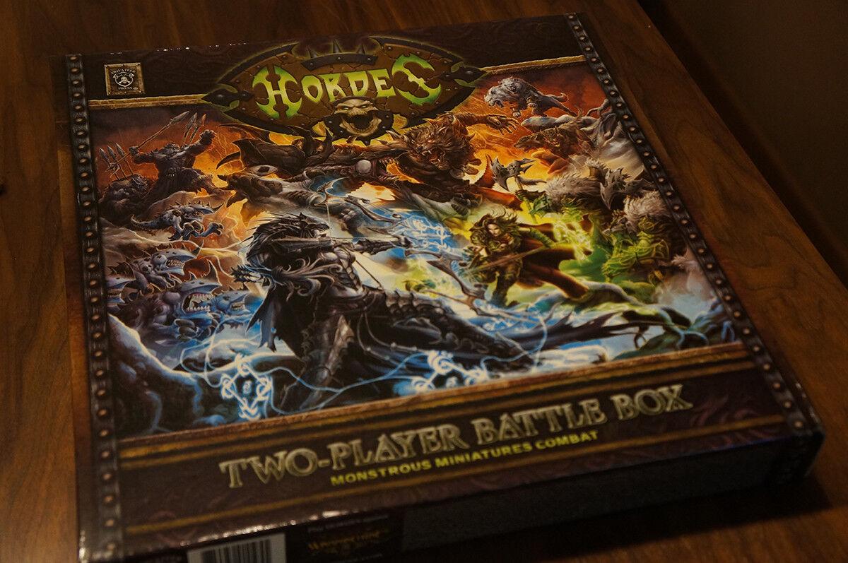 Hordas de dos jugadores Caja De Batalla-Circle vs Legión-out-of-print - Sellado De Fábrica