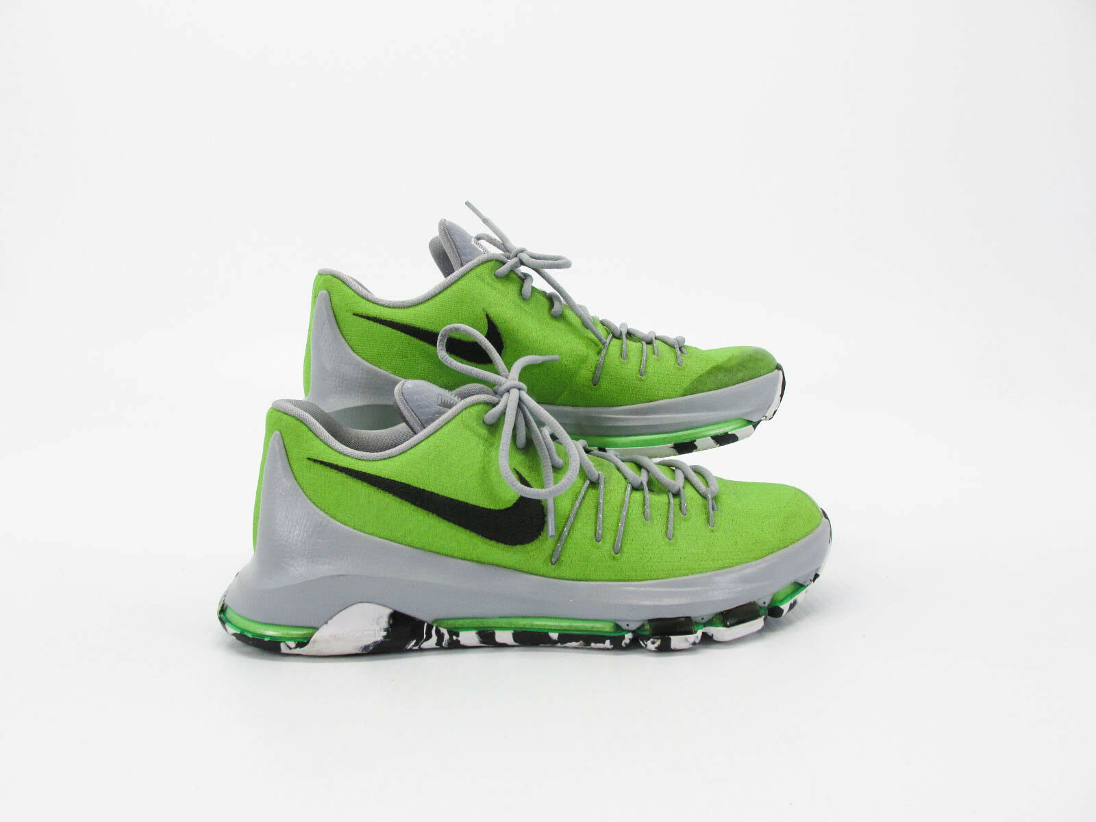 Nike Zoom KD Sample Men Green Athletic Training shoes Size 9M NWOB NQ
