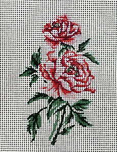 "Jesus 10/""x12/"" Gobelin 07.65 Needlepoint tapestry painted canvas"