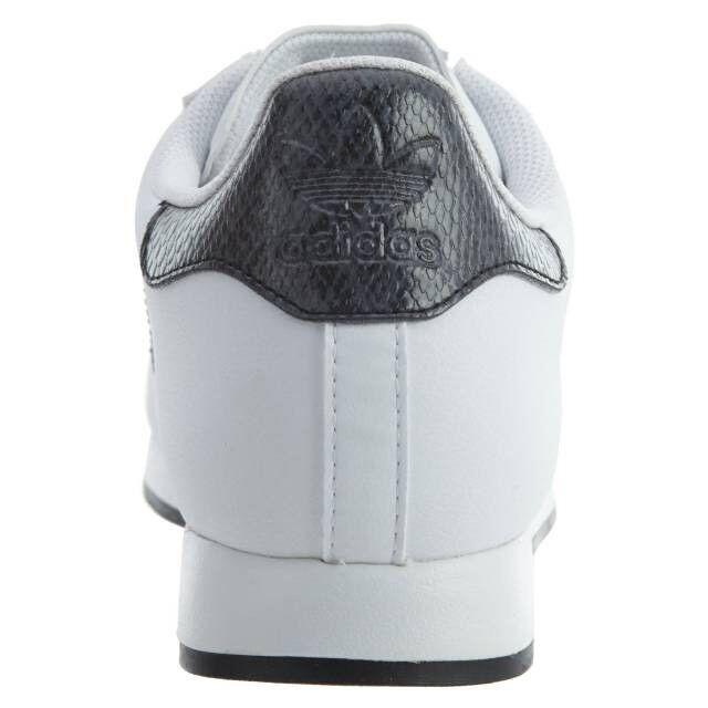 Adidas Adidas Adidas Somoa Snakeskin White Black Dark Onix Grey Snake BB8580 Mens shoes 11.5 6de589
