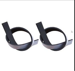 2x Soft Bumper Strip Protect Robot Furniture For iRobot Roomba 500 600 700 800