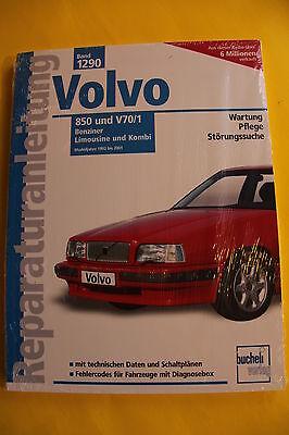 VOLVO 850 V70//1 Reparaturanleitung Jetzt helfe ich mir selbst Reparaturbuch Buch