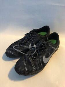 8b4ce87675a963 Nike Men s Zoom Rival Xc Cross Country Track 749349-001 Black Size 8 ...