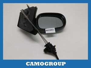 Left Wing Mirror Left Rear View Melchioni RENAULT Megane Scenic