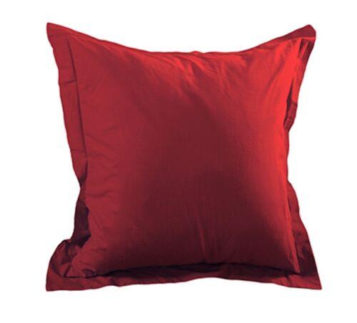 Lovely Casa pillowcase flywheel 65 x65 57 thread cotton multiple colours