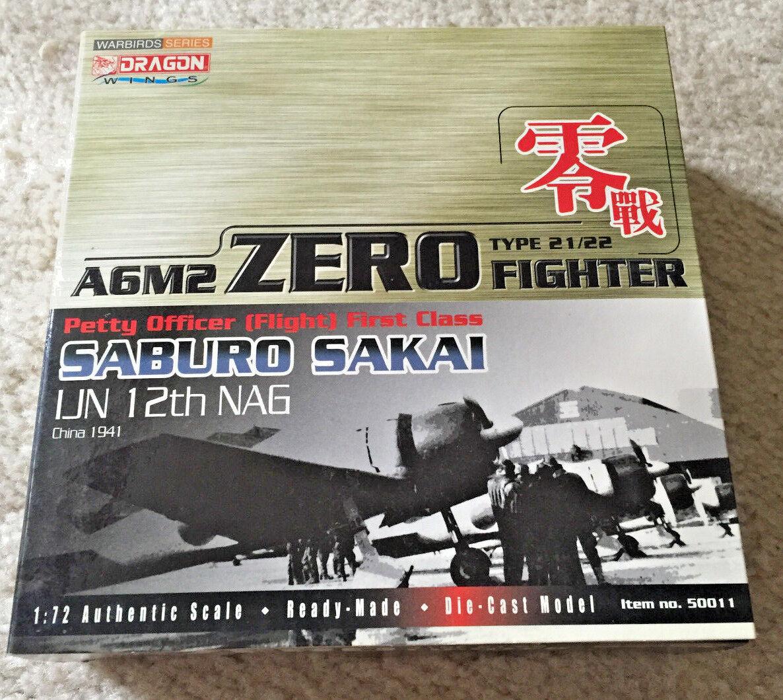 drake 5011 Mitsubishi A6M2 Zero -Sen  Zeke IJNAS tolfte NAC 3 -116 Saburo Sakai