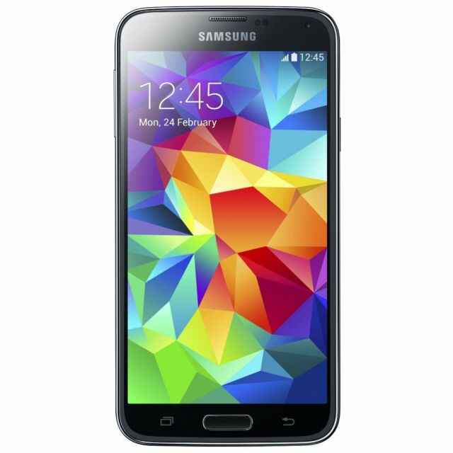 Vodafone Galaxy S5 Black 4G