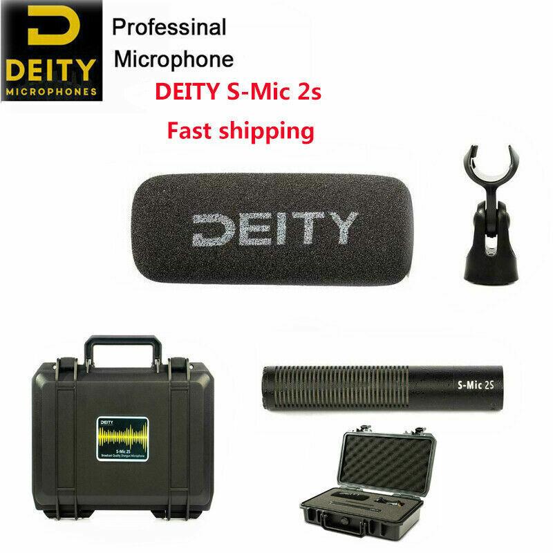 Deity S-Mic 2S Super Sensitivity Directional Shotgun Microphone Low Noise Mic
