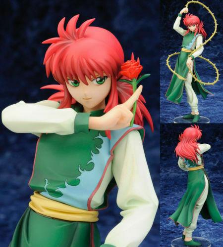 Anime ARTFX J Yu Yu Hakusho Kurama PVC Figure New No Box 20cm