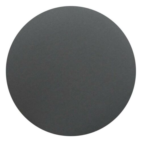 """1/"""" Inch 25mm Wet and Dry Sandpaper Round Sanding Discs Hook and Loop P60-P10000"""