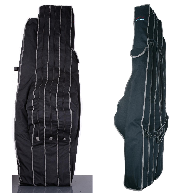 Rutentasche 3 Kammer   Angeltasche   Transporttasche   Rutenfutteral div. Größen  | Der Schatz des Kindes, unser Glück