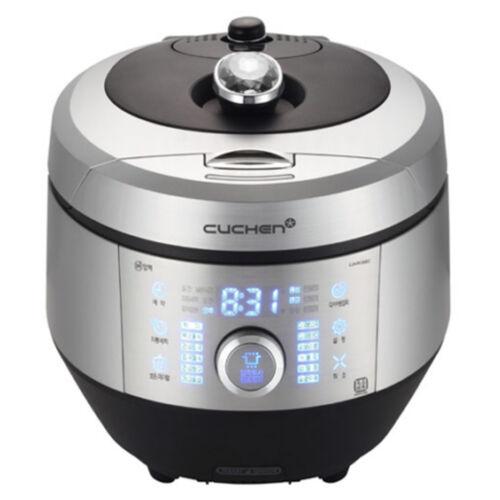CUCHEN CJH-PA1000IC IH Pressure Rice Cooker 10 Cups 220V Voice Korean /& Chinese
