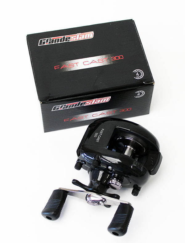 FAST CAST REEL FROM GRANDESLAM