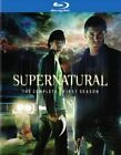 Supernatural The Complete First Season 4 Discs 2011 Region a Blu-ray