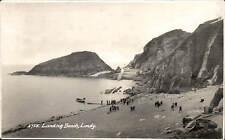 Lundy. Landing Beach # 4758 by Sweetman.