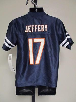 new products 532aa 73cd2 NEW-FLAW- ALSHON JEFFERY #17 BEARS TODDLER 2T-3T-4T NFL TEAM ...