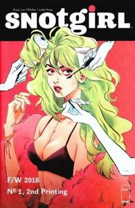 Snotgirl-1-IMAGE-COMICS-2ND-PRINT-COVER-A-O-039-MALLEY