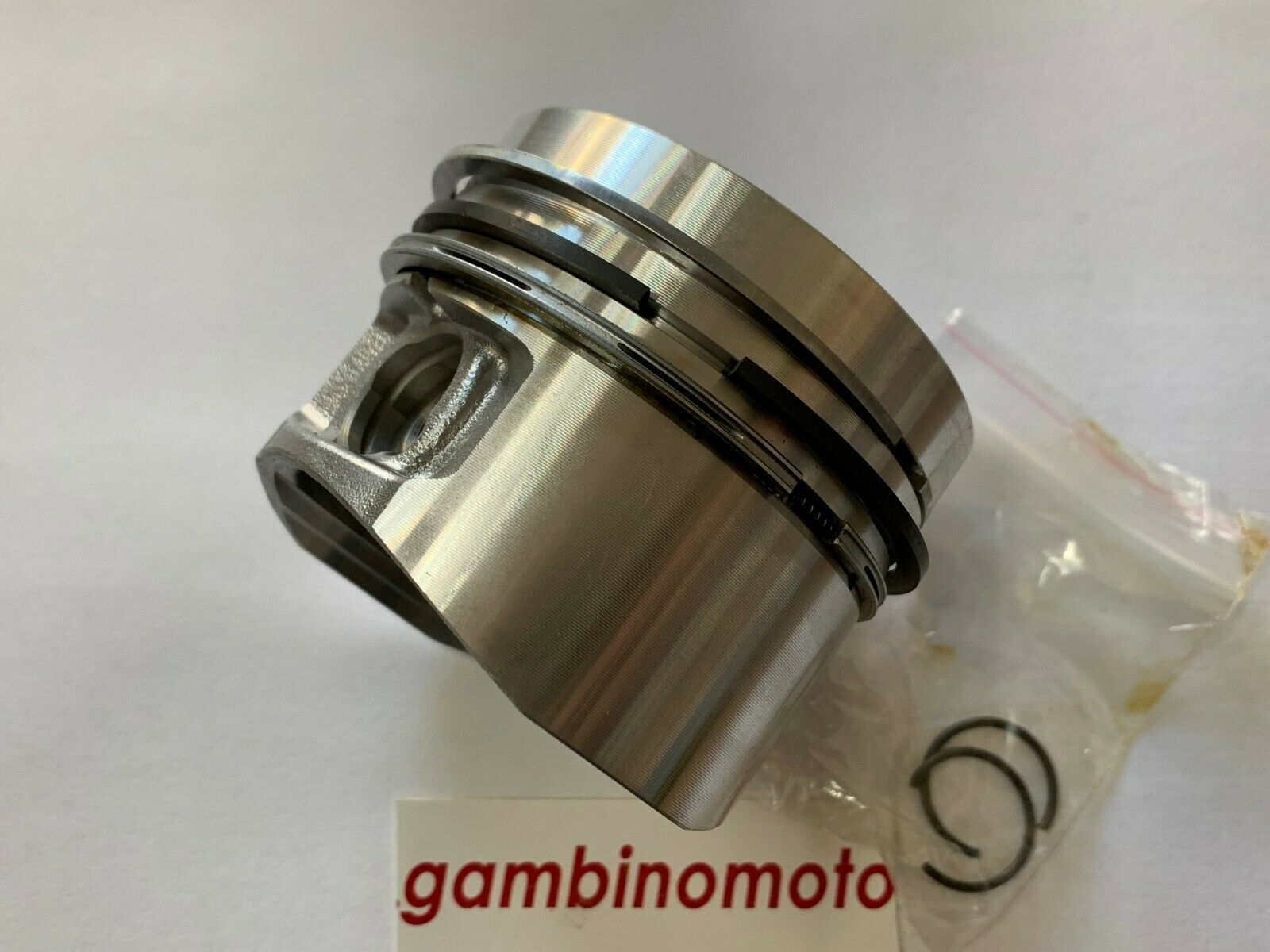 Pistón Motor Diesel Lombardini Ldw502 Ldw602 Ldw903 Ldw1204 Piaggio 75,50mm
