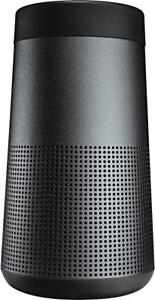 Bose - SoundLink Revolve Portable Bluetooth speaker - Triple Black
