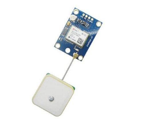 NEO6MV2 Ublox NEO-6M GPS Module with  Antenna for Arduino GY-GPS6MV2