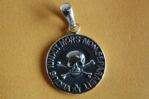 Masonic masones remolque plata colgante 925 plata//374