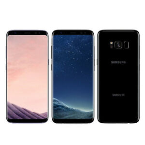 Details about 5 8 Inches Samsung S8 G950U Unlocked 64GB/4G 12MP Dual-Camera  LTE Smartphone