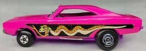 Vintage Original Matchbox Superfast Nº 70 Dodge Dragster 1971 Casi Nuevo