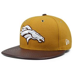 Denver-Broncos-METAL-HOOK-Peanut-Butter-Fitted-59Fifty-New-Era-NFL-Hat