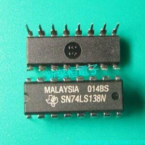 5pcs-HD74LS138P-74LS138P-74LS138-SN74LS138N-IC-DIP-16