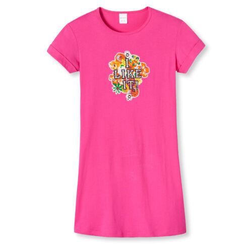 SCHIESSER Mädchen Sleepshirt Strandkleid Nachthemd Gr140 152 164 176 Nachtwäsche