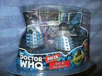Doctor Who Evil Of The Daleks Two Dalek 3.75 Inch Figures