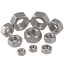 304-Stainless-Steel-DIN934-Metric-Hexagon-Full-Nuts-M1-M30-Fit-Washers-Bolts thumbnail 1
