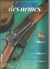 GAZETTE DES ARMES N°158 WINCHESTER AU SERVICE DU TSAR /PA STEYR 1912 /SAUER 200