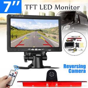 7-034-Monitor-Mercedes-Sprinter-VW-Crafter-Brake-Light-CCD-Reversing-Camera-Kit