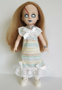 LIVING DEAD DOLL CLOTHES Pastels & Lace DRESS and JEWELRY HM Fashion NO DOLL d4e