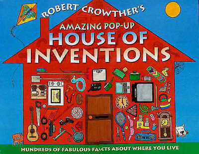 Robert Crowther's Amazing Pop-up House of Inventions, Crowther, Robert, Good Boo