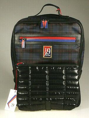 Prl) Zaino Scottish A.testoni Amedeo I 29 I29 Tasca Pochette Exchangeable Una Grande Varietà Di Modelli