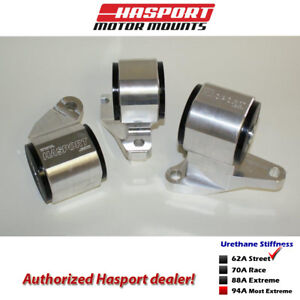 Hasport-Transmission-Mount-Kit-1992-1993-for-Integra-Non-GSR-B-Series-Cable-62A