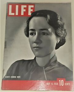 May-15-1939-LIFE-Magazine-Old-30s-advertising-ads-Lindbergh-FREE-SHIPPING-5-16