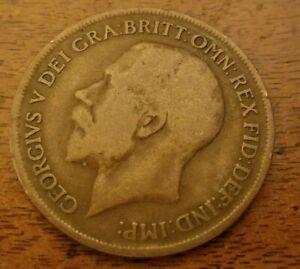 1913-GREAT-BRITAIN-BRONZE-PENNY