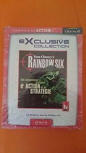 RAINBOW-SIX-Exclusive-Collection-Coffret-BIG-BOX-FR-sur-PC-NEUF