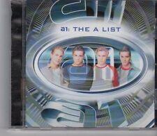 (FX548) A1, The A List - 2000 CD